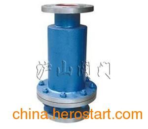 供应ZHQ-1型砾石管道阻火器
