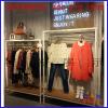 供应各种服装道具 展柜展架 陈列柜 高柜背柜 收银台促销台