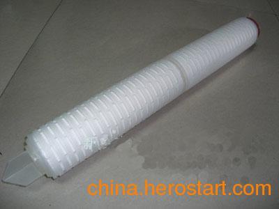 供应PP折叠滤芯隆齐过滤专业生产