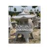 供應石雕燈籠的工藝信息