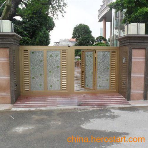 供应商铺304不锈钢大门304不锈钢玻璃门 批发定制