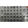 供应各种型状数控冲孔网板加工