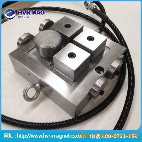 供应小型矩形电永磁吸盘超强磁性吸附工件