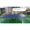 供应合肥家庭 室外标准乒乓球台 可折叠乒乓球桌