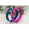 供应硅胶手环 运动手环厂家定做 高品质硅胶手腕带 可印刷2元店饰品
