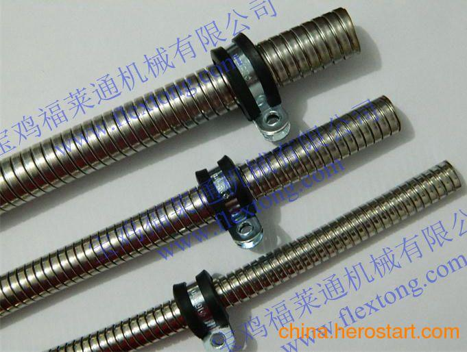 管夹—供应汽车电瓶接线夹/电线接线夹/R型带胶条管夹/宝鸡福莱通品牌