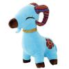 供应2015羊年吉祥物 毛绒玩具羊公仔生肖羊玩偶发洋财