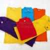 供应兴义广告帽印字、定做、儿童帽印logo、广告儿童衫规格、型号