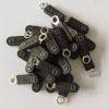 供应PVC拉链头  环保PVC软胶拉链头  服装箱包辅料拉链头