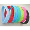 供应多种颜色硅胶手环  LOGO硅胶手环  环保硅胶手环厂家定做