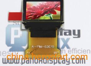 供应0.95寸全彩OLED显示屏