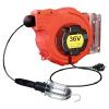 供应德州YY-D1320/2芯36V自动伸缩工作灯卷线器