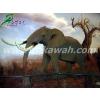 供应仿真仿生动物 动物模型 仿真大象