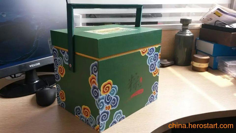 供应厦门端午节粽子盒/燕窝盒/虫草盒/报价打样生产