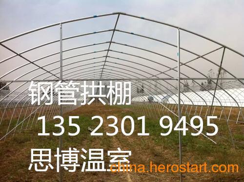 供应山西河北郑州简易塑料蔬菜大棚建造成本价格