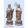 供应青铜佛像-闵光道明-达华法器