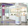 供应 精品钛合金展柜 化妆品展示柜 钛合金货架 礼品展会展柜珠宝展架