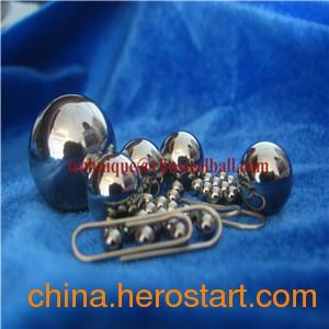 供应广东2.0mm440c不锈钢球英文材质