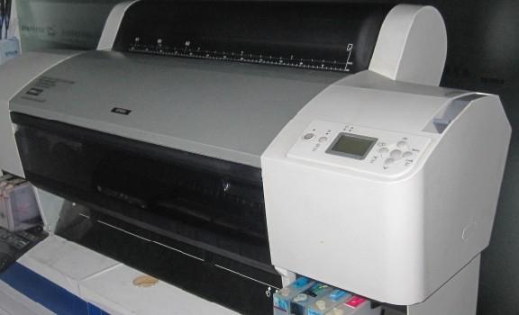 供应二手爱普生7800大幅面进口打印机写真机