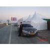 供应广州欧式白色PVC尖顶帐篷
