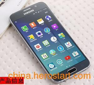 供应四核三星S6 5.1寸屏安卓智能手机联通3G移动4G 16G 800万