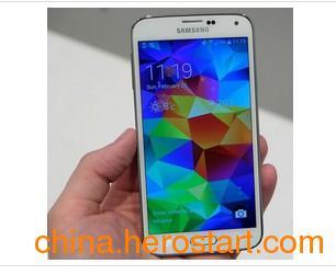 供应八核三星 S5 G9009 电信3G 定制机 2G /32G三网通 三星原装屏 安卓 4.4