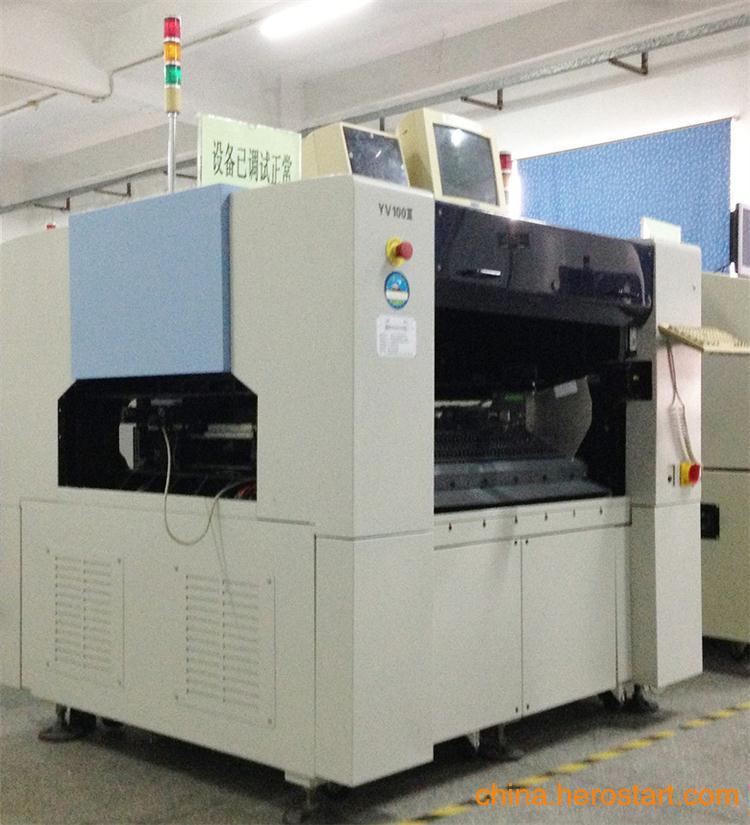 供应优质二手雅马哈贴片机 YV100II多功能贴片机