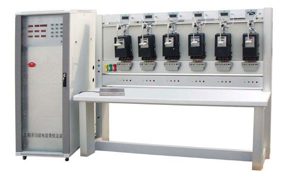供应JYM-3(6)三相多功能电能表检定装置