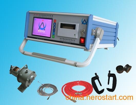 供应JH-200A液晶全自动振动时效装置功能特点