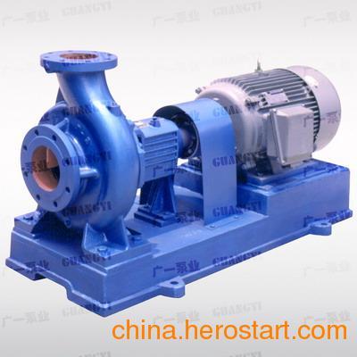 供应广一KTB型制冷空调泵,广一水泵