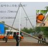 供应福建省三根铝合金立杆机人字抱杆图片