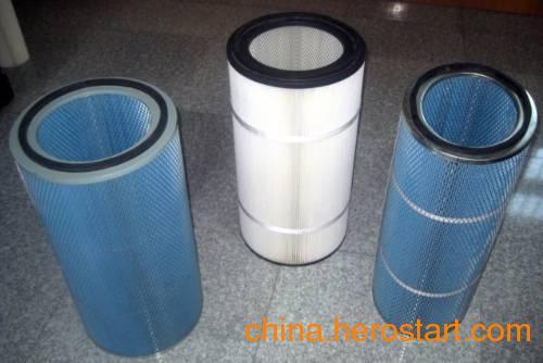 供应除尘滤筒与传统滤袋比较