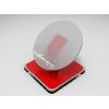供应手机展示架 亚克力展示架定做 塑料展示架定制 透明水晶展示架