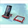 供应厂家定做亚克力手机托架 有机玻璃手机展示架 支架 商场手机架