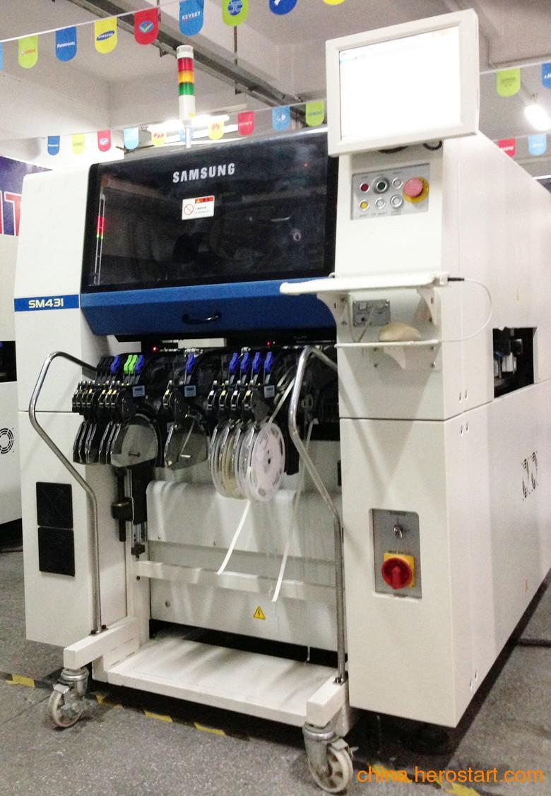 供应贴片机SM431