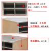 供应东莞无尘车间不锈钢更换鞋柜规格尺寸产品图片