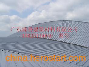 供应东莞铝镁锰金属屋面板、楼承板、彩钢板