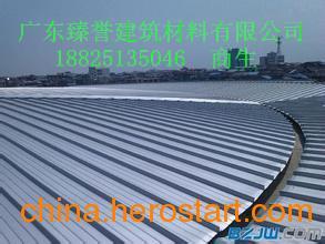 供应广西铝镁锰金属屋面板、楼承板、彩钢板