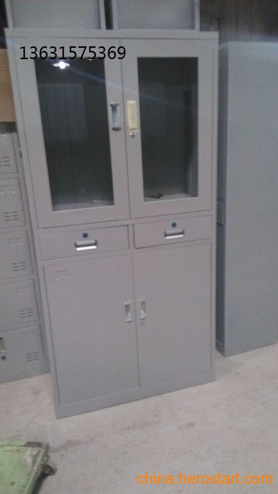 供应厂家直销 办公文件柜 中二柜 资料柜档案柜 铁皮柜