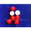 供应塑料空心浮球 20mmPP空心球 红色液位浮球