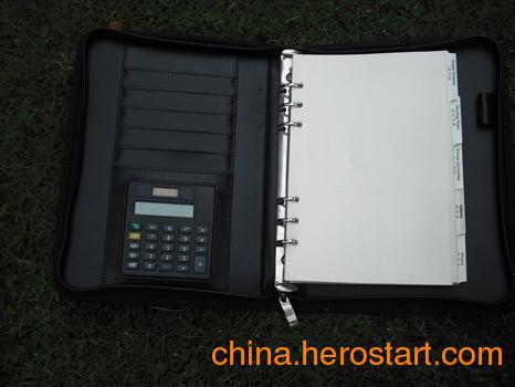 供应带计算器 笔记本-选业内第一厂家[华夏风]制造带计算器 笔记本