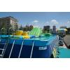 供应海兰蓝支架泳池0.7m