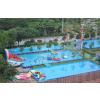 供应海兰蓝0.7m支架泳池