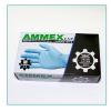 供应美国AMMEX爱马斯一次性丁.腈手套(无粉,麻面,加厚耐用型)100只/盒 APFNCHD 中号M