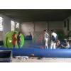 电玩城注册送6元现金大型充气玩具充气游泳池国龙厂家