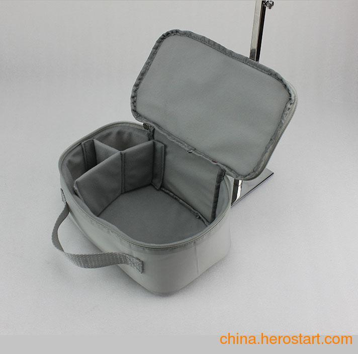 供应加湿美容仪器收纳包 雾化器分类整理收纳袋厂家定做