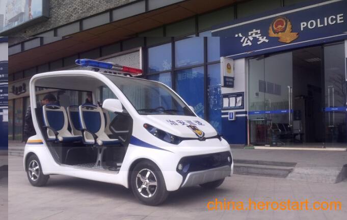 供应哈尔滨机场电动巡逻车