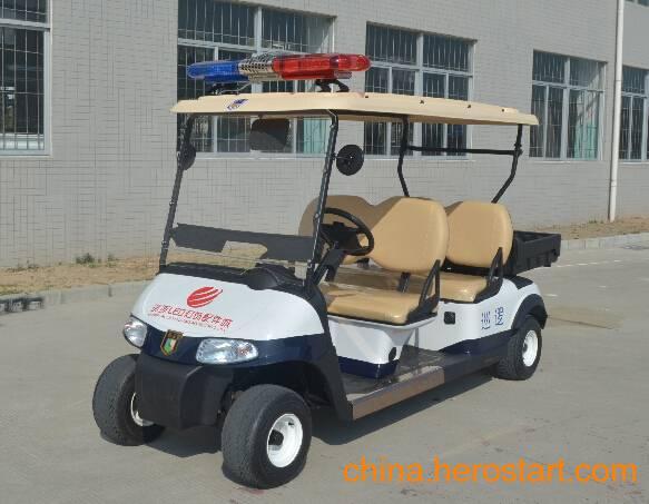 供应哈尔滨物业电动巡逻车