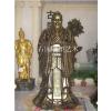 供应玻璃钢仿铜人物雕塑圣贤雕塑