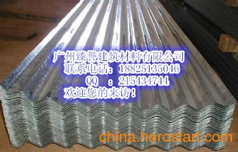 供应安徽、重庆彩钢镀锌压型板YX35-125-750